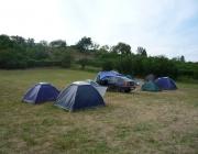 Alszik még a tábor