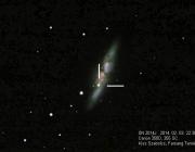 SN2014J M82