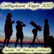 Csillagászat napja 2012