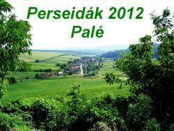 Perseidak 2012 logo
