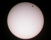 Vénusz átvonulás